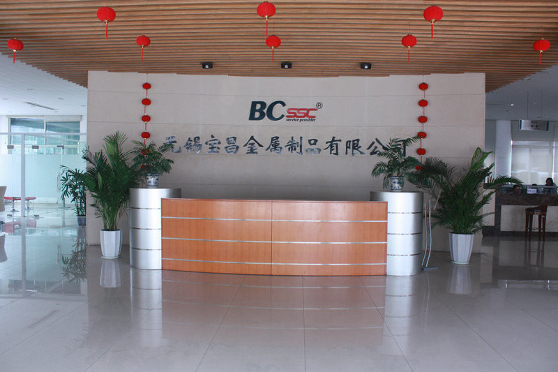 WUXI BAOCHANG METAL PRODUCTS CO.,LTD