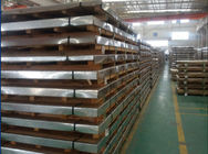 304 / 430 / 201 Cold Rolled Polished Stainless Steel Sheets HL Finished