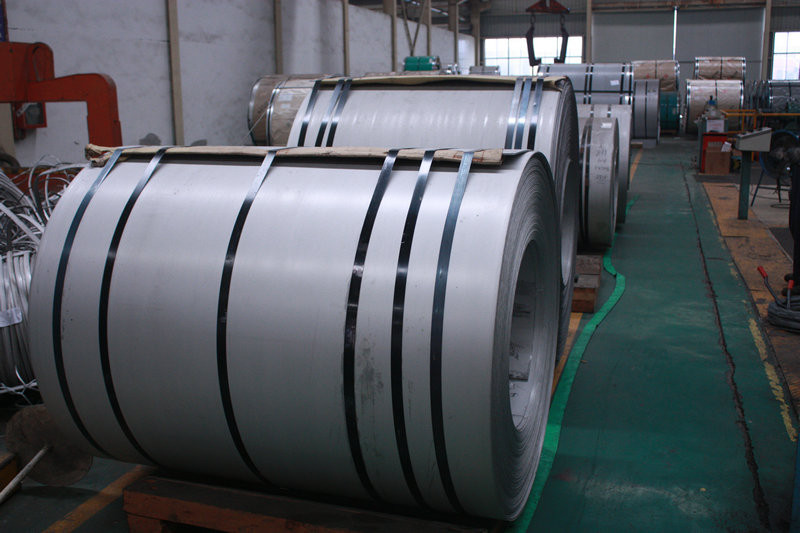 No.1 Surface Hot Rolled Steel Coils 3.0mm - 14mm Thickness Galvanized Steel Coil