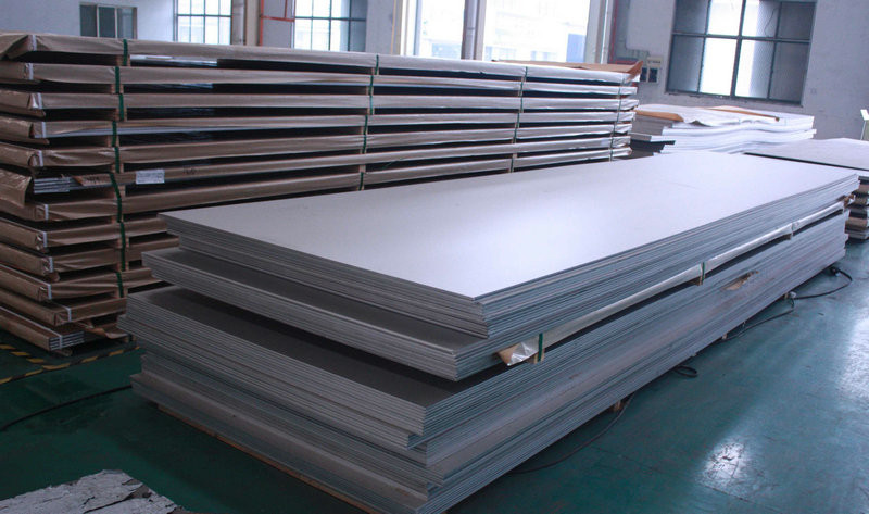 Custom Cut Polished Stainless Steel Sheet For Countertop Cold Rolled