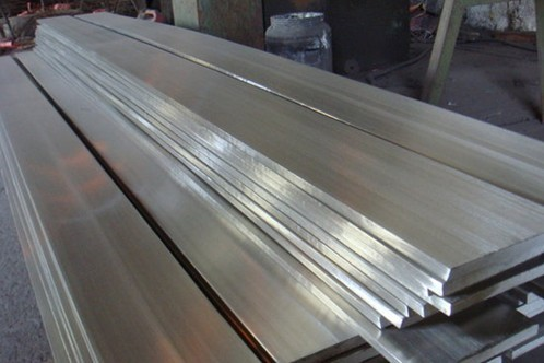 ASTM A276 316 416 Stainless Steel Flat Bar Slitted Rolled Edge for Ship / Building